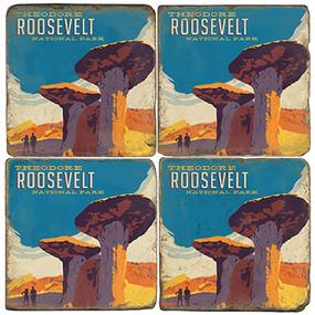 Roosevelt National Park. License artwork by Anderson Design Group.
