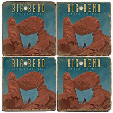 Big Bend National Park. License artwork by Anderson Design Group.