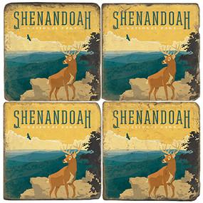 Shenandoah National Park. License artwork by Anderson Design Group.
