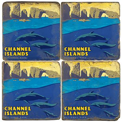 Channel Islands National Park. License artwork by Anderson Design Group.