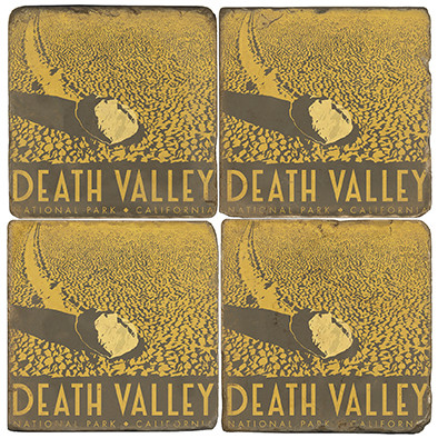 Death Valley National Park. License artwork by Anderson Design Group.