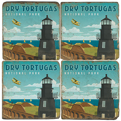 Dry Tortugas National Park. License artwork by Anderson Design Group.