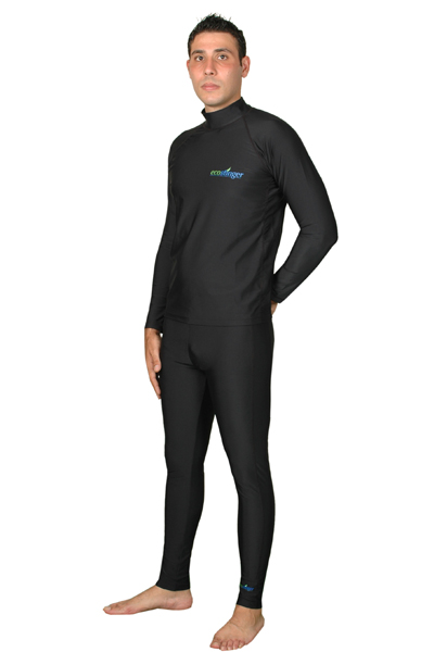 men plus size rash guard