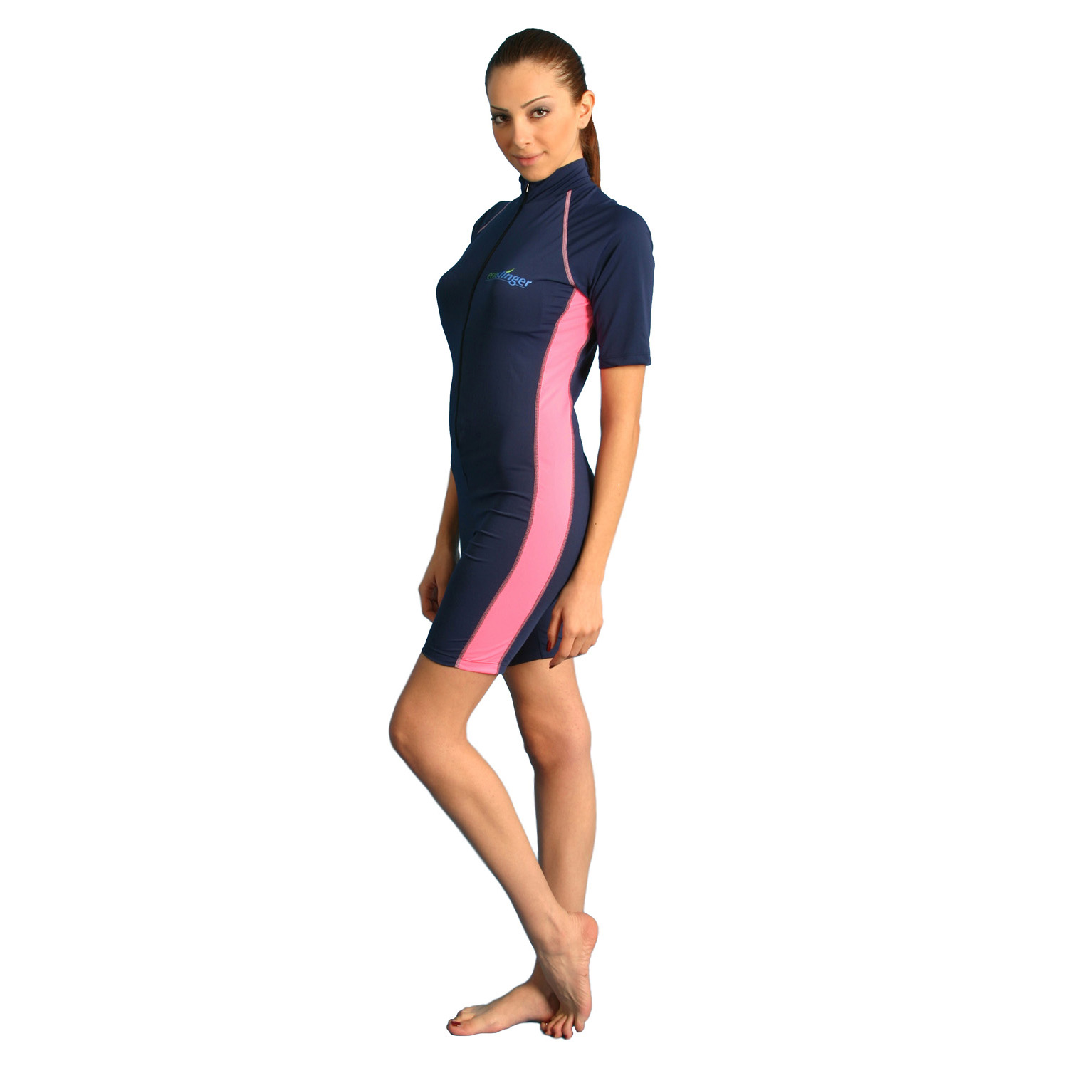 women one piece body uv swimsuit