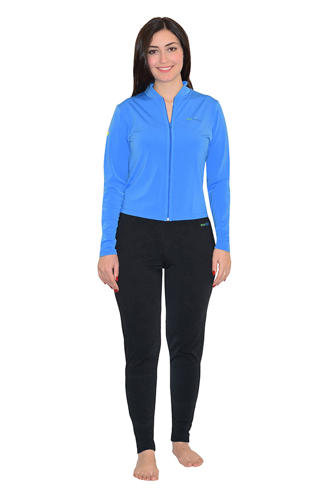 women uv protection jacket and pants set