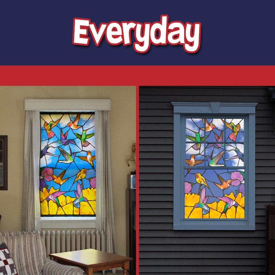 WOWindow Posters | Backlit Halloween, Christmas and Everyday Window ...