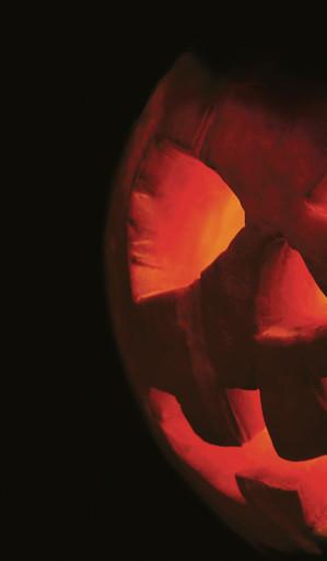 Peeking Jack Halloween Window Poster Decoration
