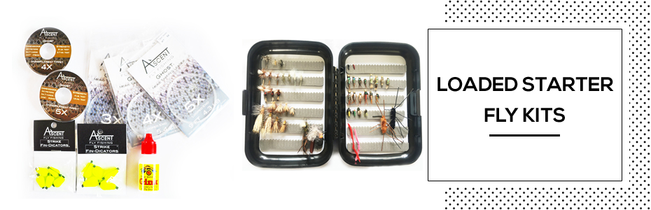 Loaded Starter Fly Kits