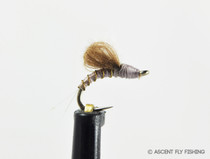 Grey CDC Loopwing Emerger