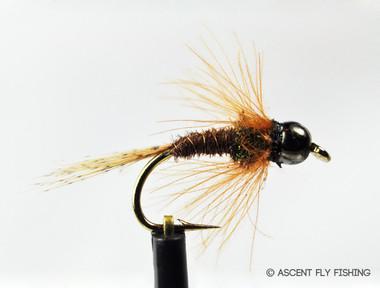 Tungsten Beadhead CDC Pheasant Tail