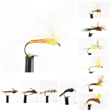 Sulphur Mayfly Selection