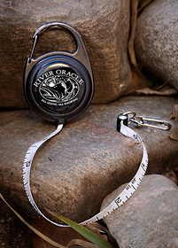 Carabiner Tape Measure Zinger