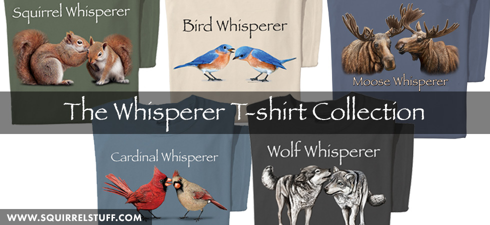 The Whisperer T-shirt Collection