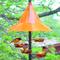 Sunset Orange Squirrel-Away Baffle