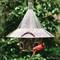 Mandarin Bird Feeder