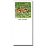 Tiger Squirrel Notepad