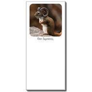 Ram Squirrel Notepad