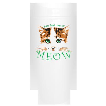 You have me at Meow Tumbler | Cat Travel Mug
