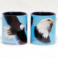 Bald Eagle Mug | Jim Rathert Photography
