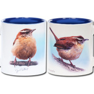 Carolina Wren Mug | Jim Rathert Photography