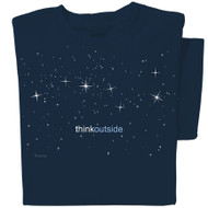 Pure Cotton Stars T-shirt | ThinkOutside
