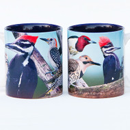 Eastern Woodpeckers Of The U.S. Mug | Jim Rathert Photography