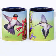 Hummingbird Pair Mug | Jim Rathert Photography