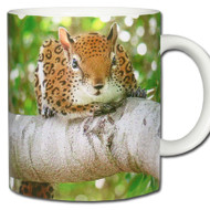 Jaguar Squirrel *Jagarisciurus pacificus Mug