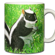 Skunk Squirrel *Mephitisciurus odorifer Mug
