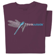 Organic Cotton Dragonfly T-shirt | ThinkOutside
