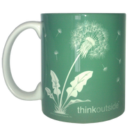 ThinkOutside Dandelion Mug