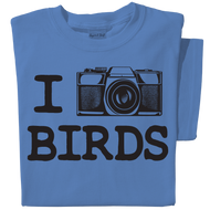 I Photograph Birds T-shirt