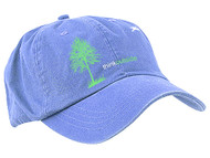 ThinkOutside Tree Hat | Blue High Quality Embroidered Cotton Cap