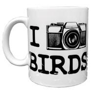I Photograph Birds Mug