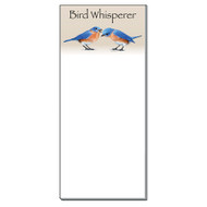 Bird Whisperer Notepad