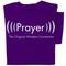Prayer, the original wireless connection
