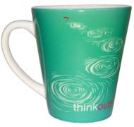 ThinkOutside Stone Skip Latte Mug | 12 oz. ceramic