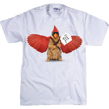 Feed the Cardinal T-shirt