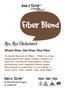 """his blend is essential if you follow a """"low-carb"""" diet, which may lack fiber."""