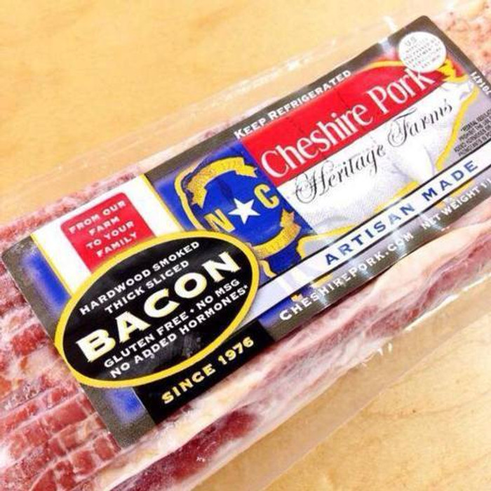 Hardwood Bacon