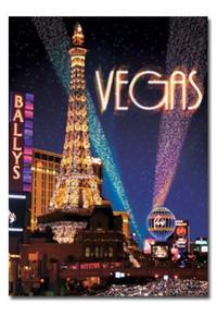 Paris Las Vegas Postcard J12804027
