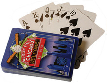 Wrigley Field Chicago Cubs Playing Cards