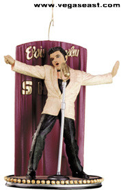 Elvis Presley Ornament
