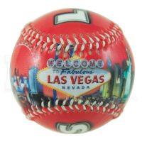 Las Vegas Red Skyline Baseball