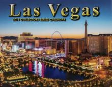 2019 13 Month Las Vegas Wall Calendar