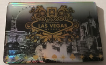 Las Vegas Black Gold Magnet
