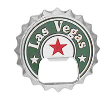 Las Vegas Magnetic Beer Bottle Opener