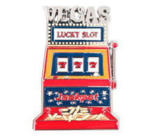 Las Vegas Lucky Slot Machine Magnet