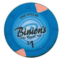 Binion's Las Vegas $1 Casino Chip