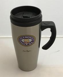 Diamond 5 Times Travel Coffee Mug